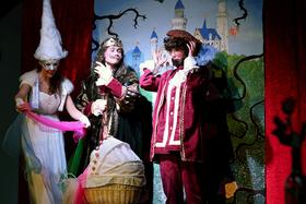 Bild: Dornröschen - Bezauberndes Märchentheater für die ganze Familie