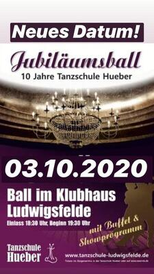 Bild: Jubiläumsball Tanzschule Hueber - 10 Jahre Tanzschule Hueber in Ludwigsfelde