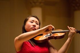 Bild: Edle Klänge: Linda Guo - Virtuosen auf Meisterinstrumenten: Mit Brillanz und Leidenschaft