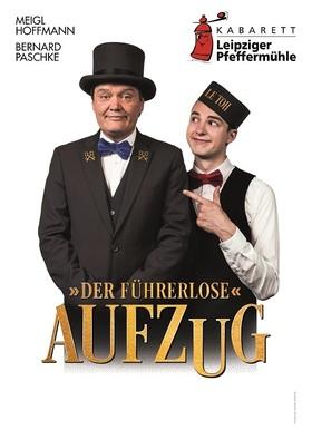 Bild: Kabarett Leipziger Pfeffermühle - Neues Programm: