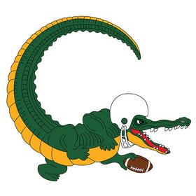Bild: Elmshorn Fighting Pirates - Cologne Crocodiles
