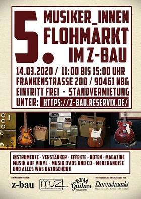 5. Musiker_innen Flohmarkt