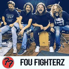 Bild: Fou Fighterz - Foo Fighters Tribute