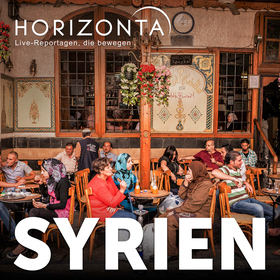 Bild: HORIZONTA LÜBECK: Syrien - Erinnerungen an ein Land ohne Krieg (Ersatztermin für 14.02.2021)
