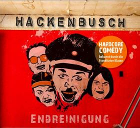 Hackenbusch - Endreinigung