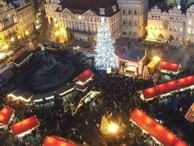 Nikolausexpress zu den Weihnachtsmärkten in Prag