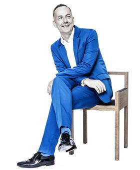Bild: Johannes Kirchberg - Kabarett-Programm: TESTSIEGER