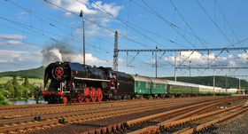 Bild: Jubiläumsfahrt nach Frýdlant v Cechách (CZ)