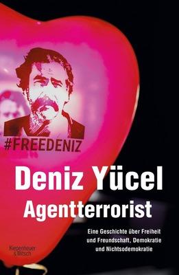 Bild: Autorenlesung Deniz Yücel - Agentterrorist