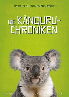 Bild: Kino im Spiegelzelt: Die Känguru-Chroniken - Verfilmung des gleichnamigen Buches von Marc-Uwe Kling