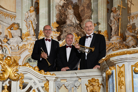 Bild: Ludwig Güttler und Friedrich Kircheis - Meisterkonzert für Trompeten und Orgel plus Gastsolist