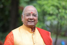 Bild: Mantra Power - Vortrag und Meditation mit Shreeguru Dr. Balaji També