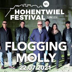 Bild: Hohentwiel Festival - Flogging Molly