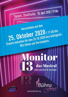 Bild: Monitor 13 - the Musical - Leben zwischen Tür und Angel