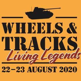Bild: Wheels & Tracks - Living Legends - Tageskarte Samstag 06.08.2022