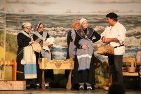 Bild: Borkum-Musical - Up de Walvis