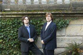Bild: Sonatenabend - 3. Zykluskonzert - Wolfgang Hentrich & Camillo Radicke