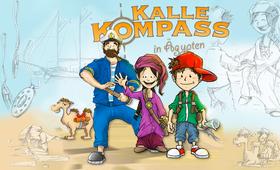 Bild: Kalle Kompass in Ägypten - Mitmachkonzert für Kinder mit Jörg Schreiner
