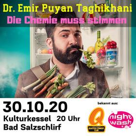Bild: Dr. Emir Puyan Taghikhani - Die Chemie muss stimmen