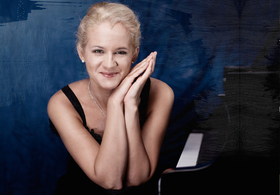 Bild: Kunst hilft - Lions helfen / Aleksandra Mikulska - Benefiz-Klavier-Konzert für