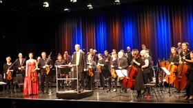 Bild: Orchesterkonzert - Jubiläumskonzert 20 Jahre
