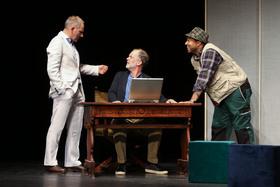 Bild: Neun Tage frei - Komödie mit Marek Erhardt, Michael Lott u.a.