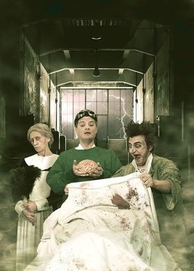 Bild: Die Experimente des Dr. Frankensteins