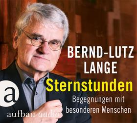 Bild: Bernd-Lutz Lange - Sternstunden - Klavier Rainer Vothel