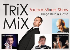 Bild: TrixMix - mit Helge Thun