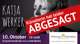 Bild: Katja Werker - Ein ganz persönliches Konzert