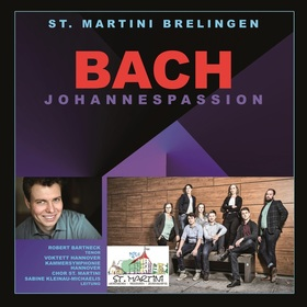 Bild: Johannespassion J.S. Bach (BWV245)