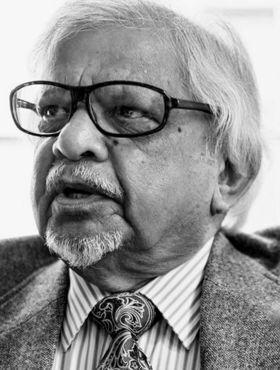 """Bild: Arun Gandhi: """"Wut ist ein Geschenk"""""""
