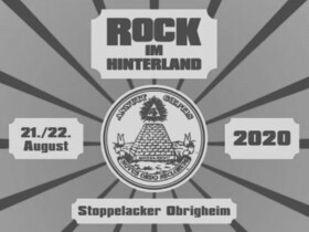 Bild: Rock im Hinterland - Festival 2020 - 2-Tages-Ticket incl. Camping