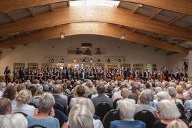 Bild: Schlusskonzert Festival