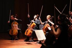 Bild: Abschlusskonzert der 17. Sommerakademie Leutkirch