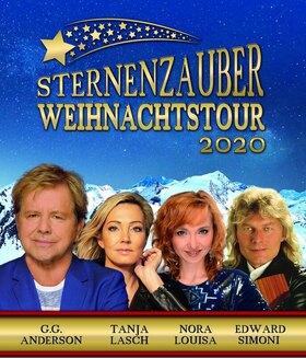 Bild: Sternenzauber-Weihnachtstour 2020 - mit bekannten Stars aus Funk und Fernsehen