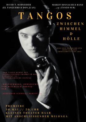 Bild: David Tobias Schneider: Tangos zwischen Himmel und Hölle - Premiere