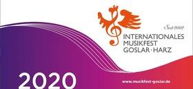 Bild: - verlegt auf Sommer 2021 - Internationales Musikfest Goslar-Harz