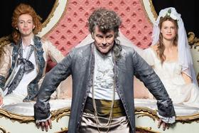 Bild: Der tollste Tag oder Figaros Hochzeit