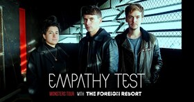 "EMPATHY TEST - ""Monsters tour"""