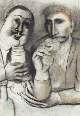 Bild: Die Legende vom heiligen Trinker
