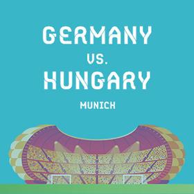 Bild: GERMANY - HUNGARY   Parking Ticket
