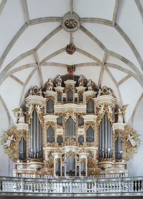 Bild: Das große Orgelkonzert