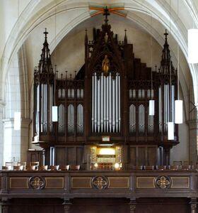 """Bild: Die große Musiknacht zum 50. 2. Teil """"Beethoven 250 – Die klassiche Orgel"""""""