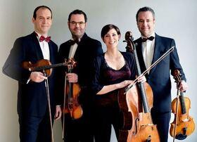 "Bild: Kammermusik – ""Beethoven 250 – Das Quartett"""