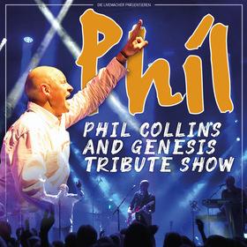 Bild: Phil - Phil Collins und Genesis Tribute Show