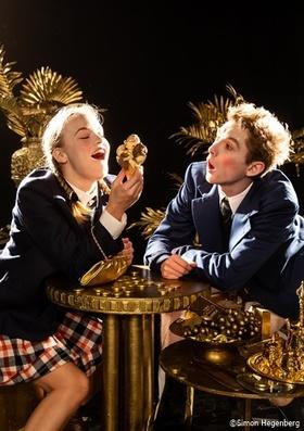 Bild: Pünktchen und Anton - Kinder- Jugendtheater