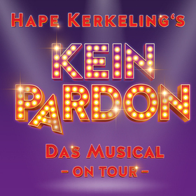 Bild: Hape Kerkelings - KEIN PARDON - Das Musical on Tour