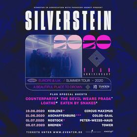 Bild: SILVERSTEIN - plus special guests