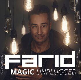 Bild: Farid - Magic Unplugged Tour
